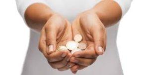 寄付金の渡し方